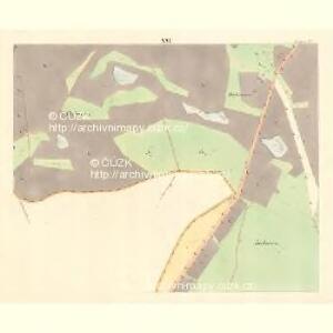 Wrazow (Wracow) - m3464-1-015 - Kaiserpflichtexemplar der Landkarten des stabilen Katasters