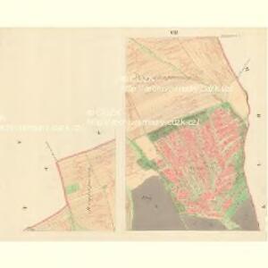 Kniezdub - m1209-1-004 - Kaiserpflichtexemplar der Landkarten des stabilen Katasters