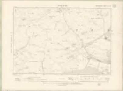 Peebles-shire Sheet XII.SW - OS 6 Inch map