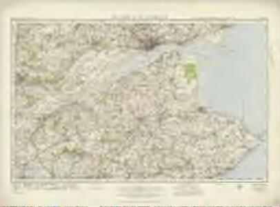 Dundee  & St Andrews (64) - OS One-Inch map