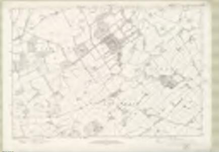 Roxburghshire Sheet n V - OS 6 Inch map