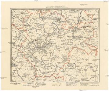 Karlsbader Bezirkskarte