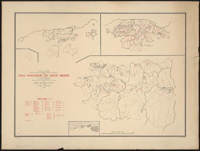Atlas linguistique des parlers berbères. Algérie, Territoires du Nord. Poulain (Pl)