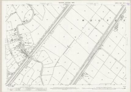 Norfolk LXXX.10 (includes: Welney) - 25 Inch Map