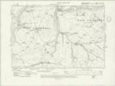 Carmarthenshire XXII.NW - OS Six-Inch Map