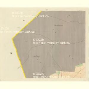 Dobrzegitz - c1204-1-002 - Kaiserpflichtexemplar der Landkarten des stabilen Katasters