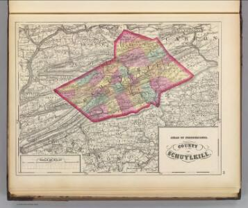 Schuylkill County.