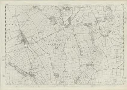 Yorkshire 162 - OS Six-Inch Map