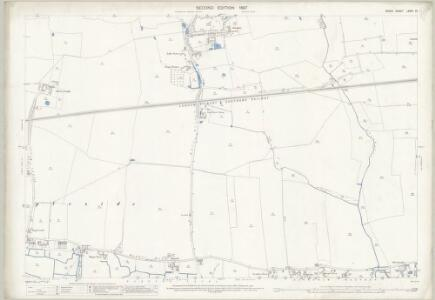 Essex (1st Ed/Rev 1862-96) LXXIV.10 (includes: Barking; Dagenham) - 25 Inch Map
