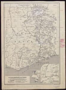 Die Goldküste und Togo.