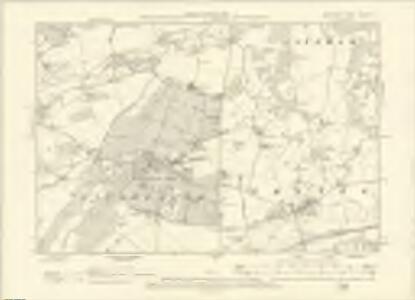 Berkshire XXXVI.NE - OS Six-Inch Map