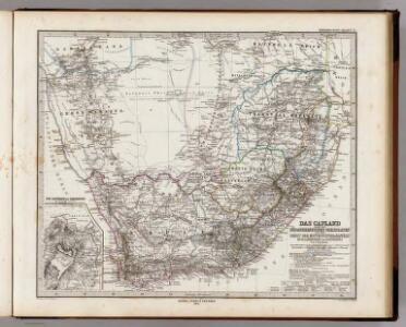 Das Capland Nebst Den Sud-Afrikanischen Freistaaten.