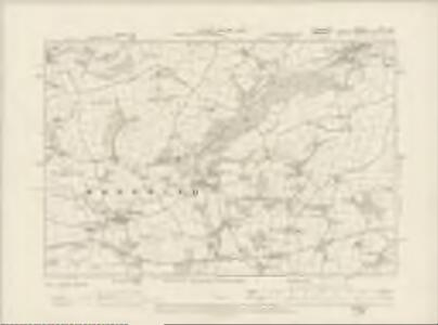 Devonshire XXIV.NE - OS Six-Inch Map