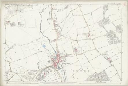 Buckinghamshire XLVIII.7 (includes: Chalfont St Giles; Chalfont St Peter) - 25 Inch Map