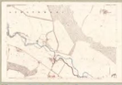 Perth and Clackmannan, Sheet LXXXV.7 (Moneydie) - OS 25 Inch map
