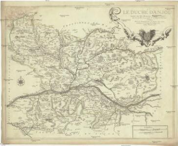 Le duché d'Anjou