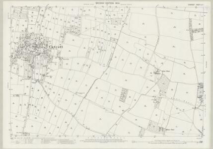 Somerset LI.7 (includes: Catcott; Shapwick) - 25 Inch Map
