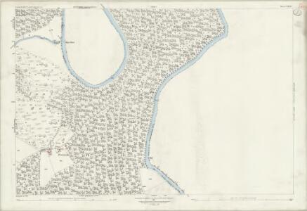 Cornwall XXIII.7 (includes: Dunterton; Lezant; Milton Abbot; Stoke Climsland) - 25 Inch Map