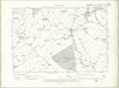 Lanarkshire Sheet XVI.NW - OS 6 Inch map