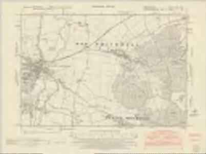 Bedfordshire XXIV.NW - OS Six-Inch Map