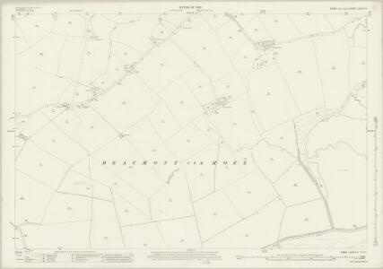 Essex (New Series 1913-) n XXXIX.3 (includes: Beaumont cum Moze; Great Oakley) - 25 Inch Map