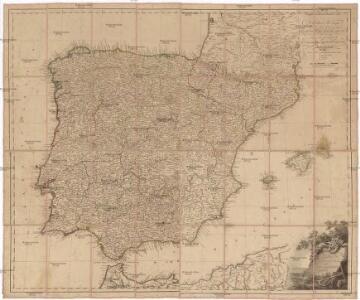 Espana y Portugal