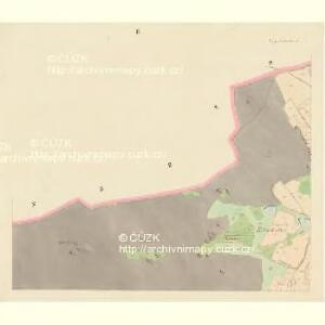 Langendörflas - c1151-1-002 - Kaiserpflichtexemplar der Landkarten des stabilen Katasters