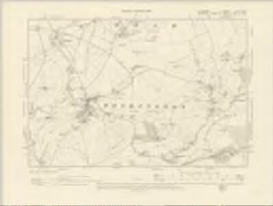 Wiltshire XLIV.NW - OS Six-Inch Map