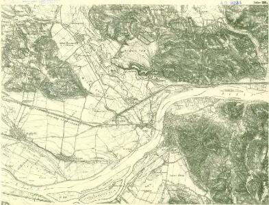 III. vojenské mapování 4861/4