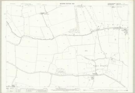 Huntingdonshire XXV.9 (includes: Eaton Socon; Great Staughton) - 25 Inch Map
