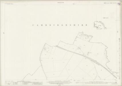 Essex (New Series 1913-) nII.9 & 10 (includes: Bartlow; Hadstock; Horseheath; Linton) - 25 Inch Map