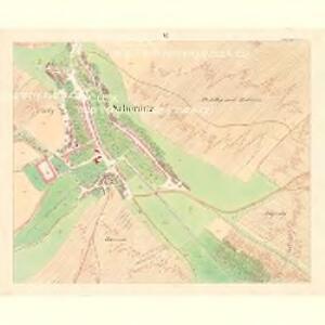 Scharditz - m3005-1-006 - Kaiserpflichtexemplar der Landkarten des stabilen Katasters