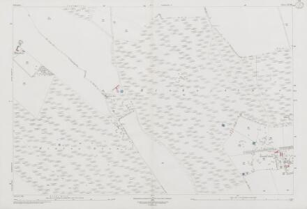 Wiltshire XVI.16 (includes: Bishopstone; Wanborough) - 25 Inch Map