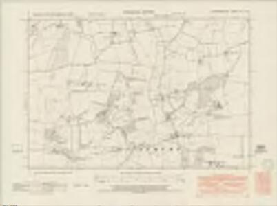 Hertfordshire XIV.SE - OS Six-Inch Map