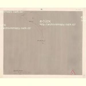 Neuofen - c5201-1-009 - Kaiserpflichtexemplar der Landkarten des stabilen Katasters