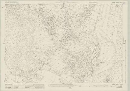 Dorset XXXV.7 (includes: Hampreston; West Parley) - 25 Inch Map