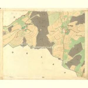 Wieles - c0196-1-005 - Kaiserpflichtexemplar der Landkarten des stabilen Katasters