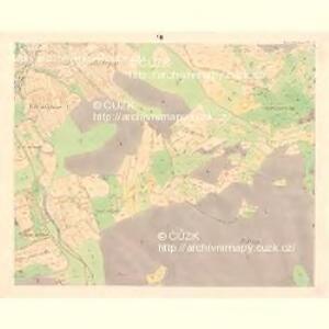 Klobauk - m3261-1-006 - Kaiserpflichtexemplar der Landkarten des stabilen Katasters