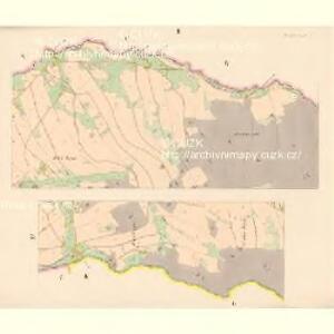Tanndorf (Gedlowa) - c2808-1-002 - Kaiserpflichtexemplar der Landkarten des stabilen Katasters
