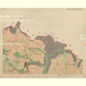 Modes - m1739-1-005 - Kaiserpflichtexemplar der Landkarten des stabilen Katasters
