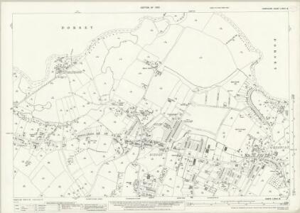 Hampshire and Isle of Wight LXXVII.16 (includes: Bournemouth; Hampreston; Poole) - 25 Inch Map