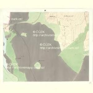 Wall - c8310-1-004 - Kaiserpflichtexemplar der Landkarten des stabilen Katasters