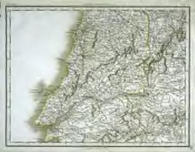 [Carte d'Espagne et de Portugal en neuf feuilles, 4]