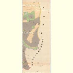 Heinrichslag - c2915-1-006 - Kaiserpflichtexemplar der Landkarten des stabilen Katasters