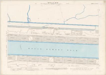 London VIII.76 - OS London Town Plan