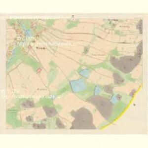Wlczetin - c8663-1-004 - Kaiserpflichtexemplar der Landkarten des stabilen Katasters