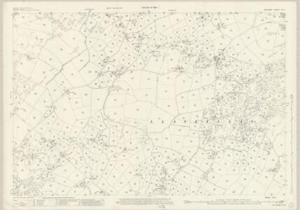 Anglesey III.11 (includes: Amlwch; Llaneilian) - 25 Inch Map
