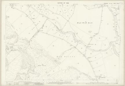 Yorkshire CXV.12 (includes: Conistone With Kilnsey; Hawkswick; Kettlewell With Starbotton) - 25 Inch Map