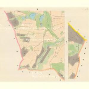 Wlczetin - c8663-1-003 - Kaiserpflichtexemplar der Landkarten des stabilen Katasters