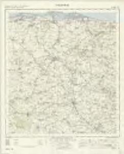Fakenham - OS One-Inch Map